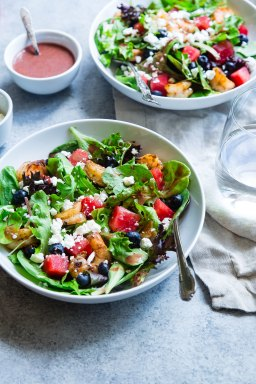 Eating well has benefits that go far beyond skincare